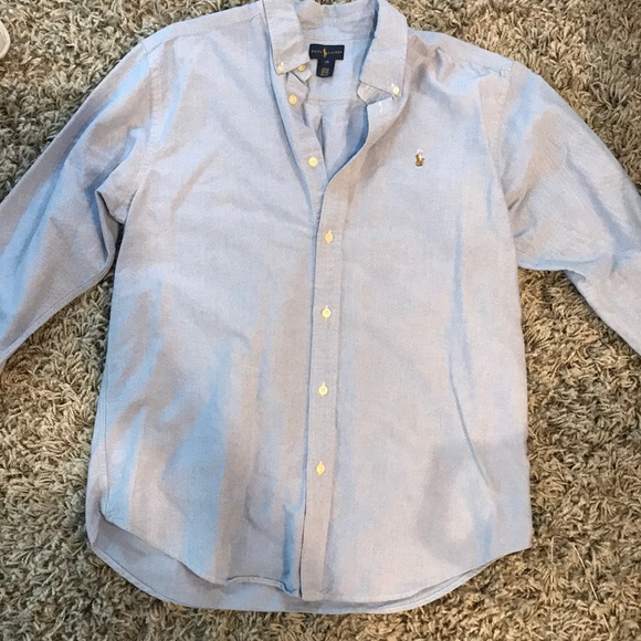 Polo by Ralph Lauren Other - GREAT CONDITION light blue polo buttondown